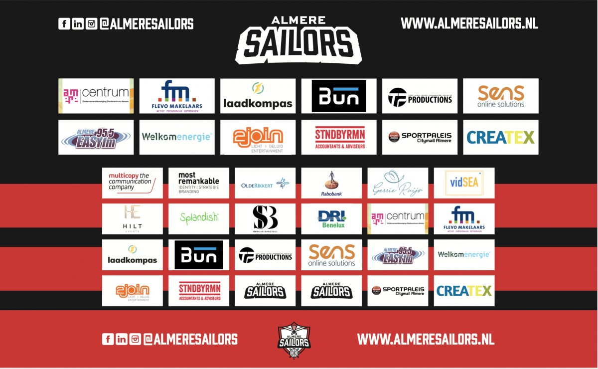 Basketbal: Almere Sailors