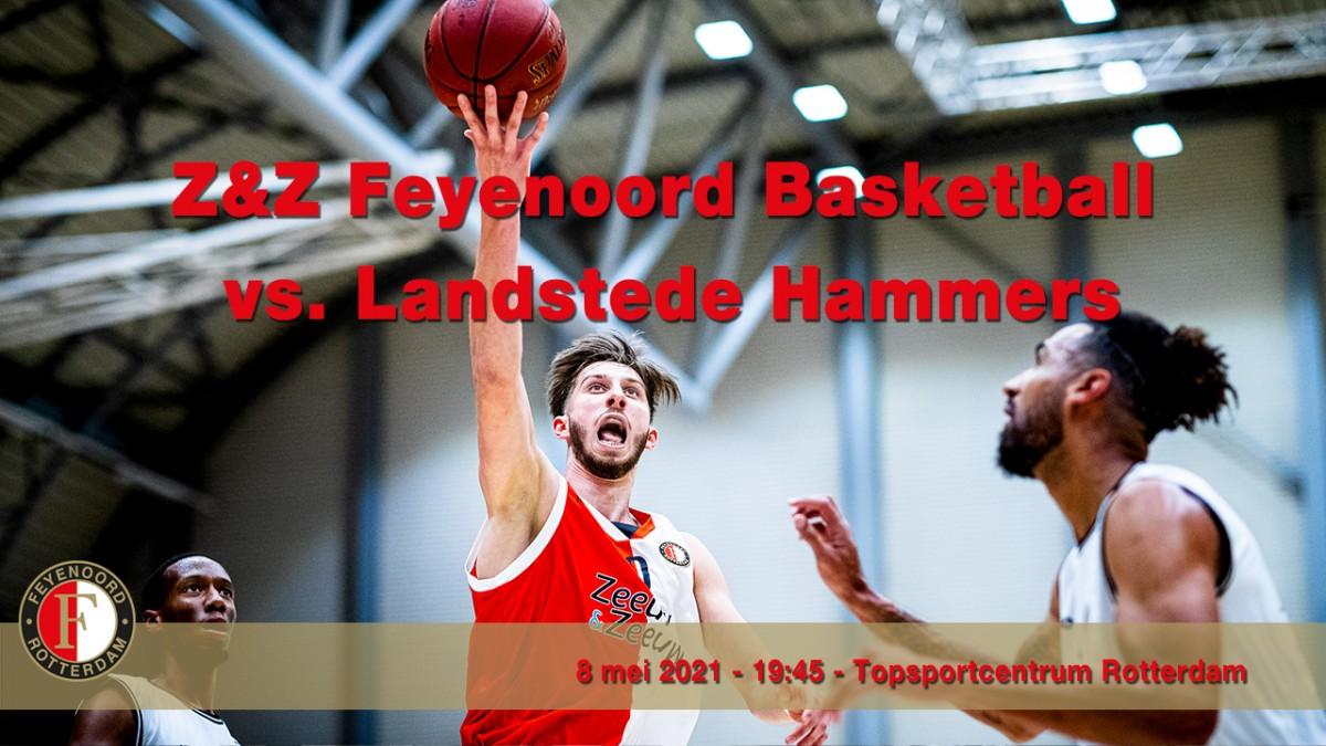 Basketbal: Zeeuw&Zeeuw Feyenoord Basketball