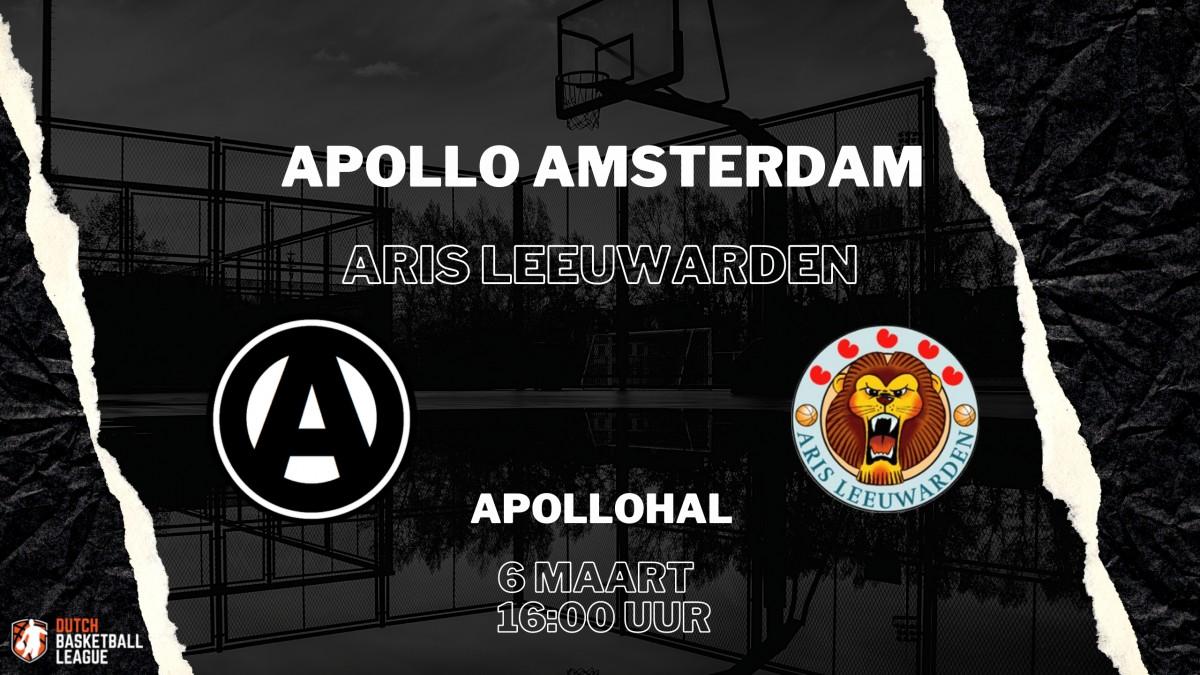 Basketbal: BC Apollo Amsterdam